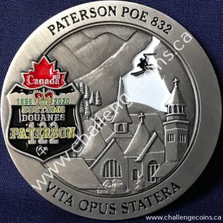 Canada Border Services Agency CBSA - Paterson Point of Entry