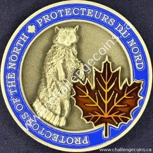 Canada Border Services Agency CBSA - Racoon