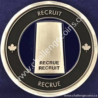 Canada Border Services Agency CBSA - Rank Recruit