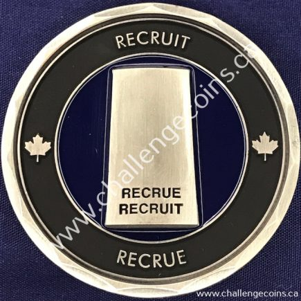 Canada Border Services Agency CBSA - Rank Recruit