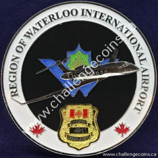 Canada Border Services Agency CBSA - Region of Waterloo International Airport