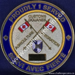 Canada Border Services Agency CBSA - Retired