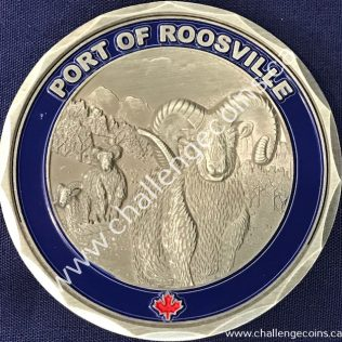 Canada Border Services Agency CBSA - Roosville Port of Entry