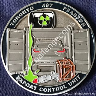 Canada Border Services Agency CBSA - Toronto International Airport Export Control Unit