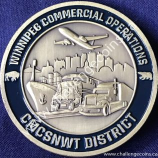 Canada Border Services Agency CBSA - Winnipeg Commercial Operations