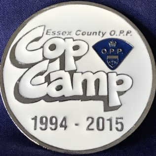 Ontario Provincial Police OPP - Cop Camp 1994-2015